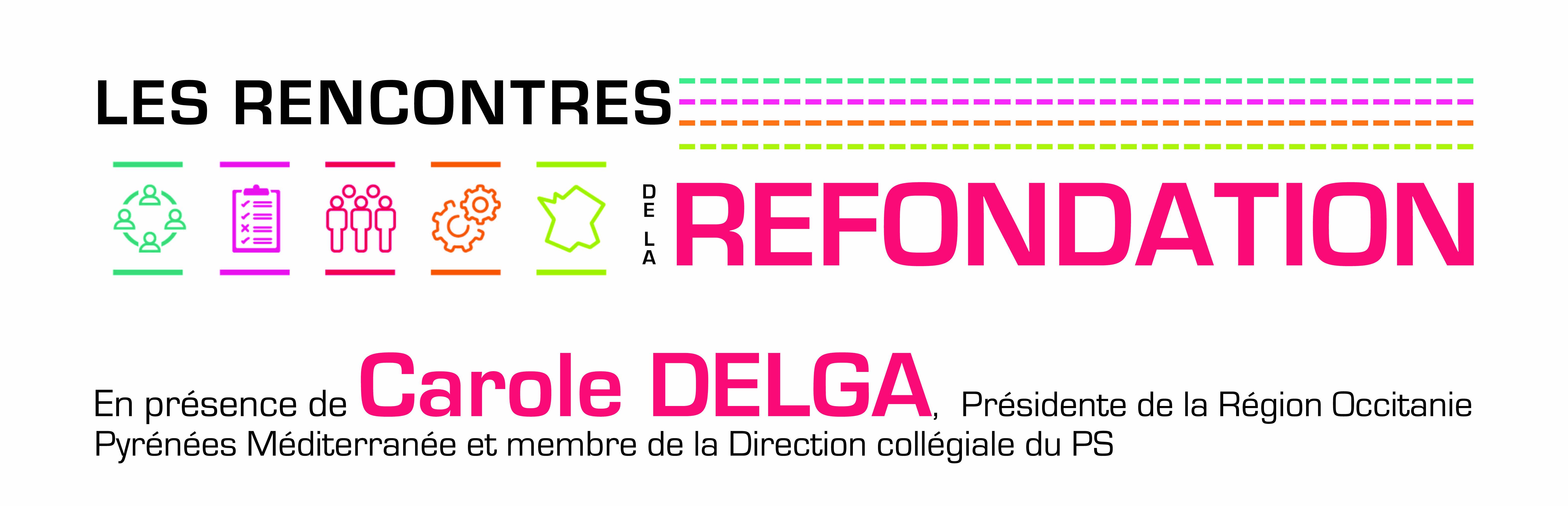 Refondation #PS31 – AG 5ème circonscription