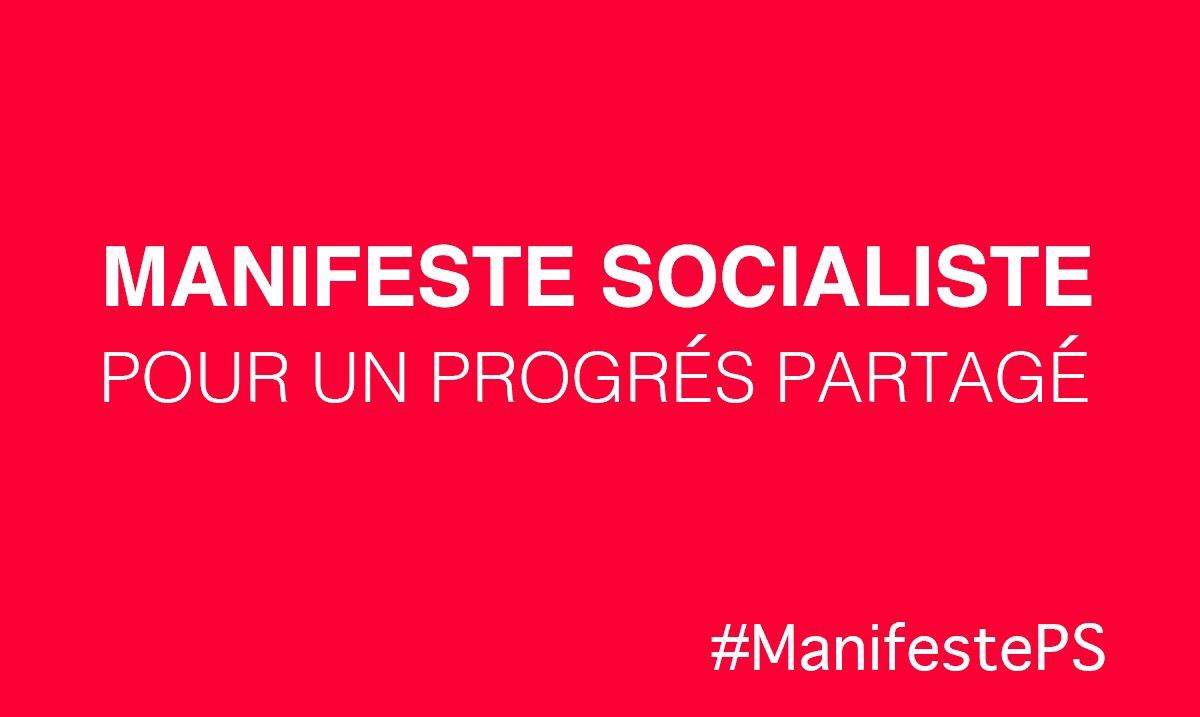 Manifeste socialiste pour un progrès partagé